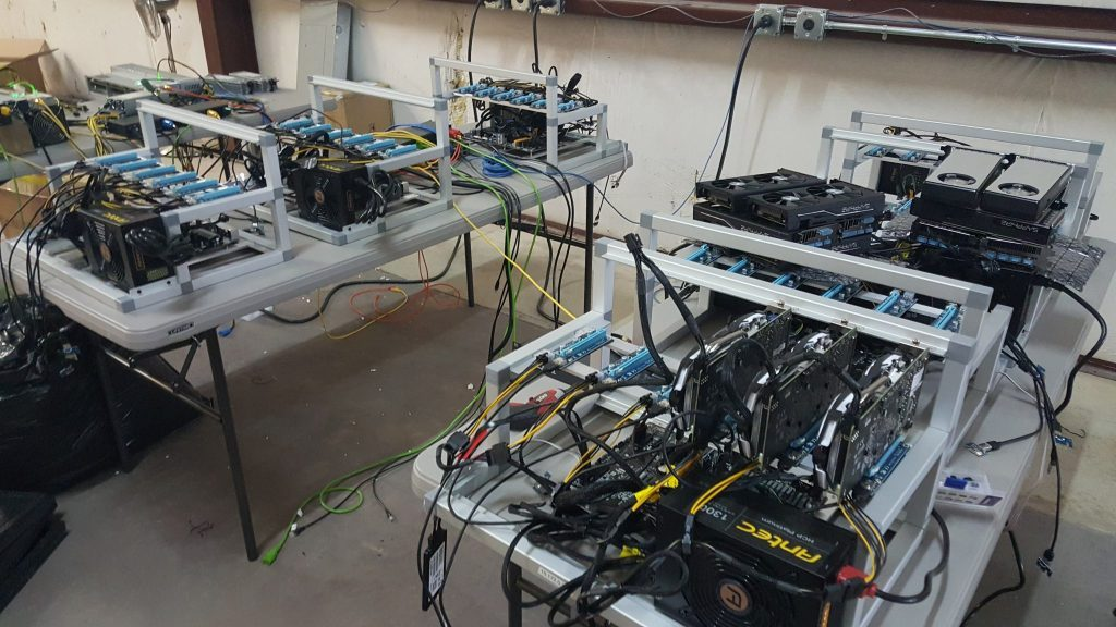 GPU Mining Zcash and Ethereum with EthosDistro and AMD RX470