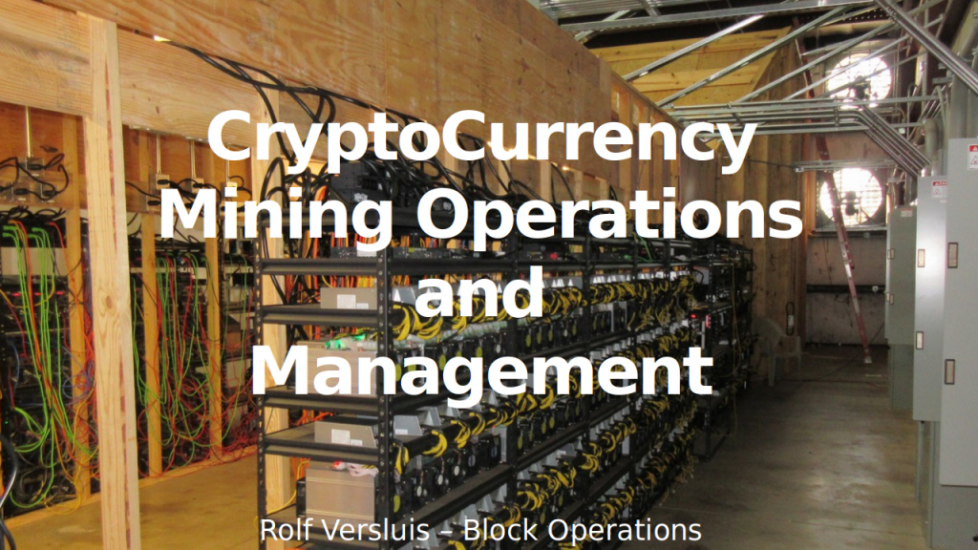Bitcoin mining Mar 2018 v4 1